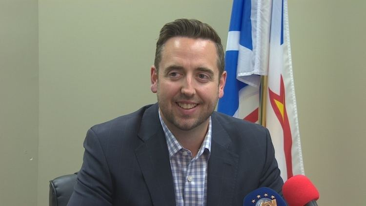 Andrew Parsons (Canadian politician) Justice Minister Andrew Parsons has mixed emotions for new Supreme