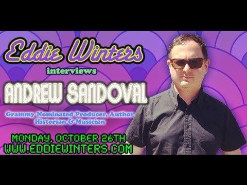 Andrew Sandoval Andrew Sandoval Exclusive Interview 2015 Monkees Bee Gees Kinks
