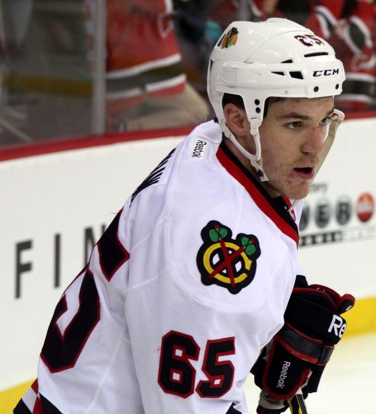 Andrew Shaw (ice hockey) Andrew Shaw ice hockey Wikipedia the free encyclopedia