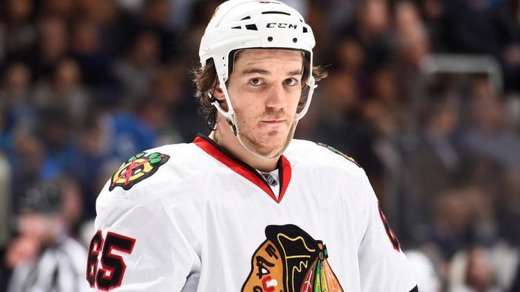 Andrew Shaw (ice hockey) Blackhawks Shaw suspended one game fined 5000 NHLcom