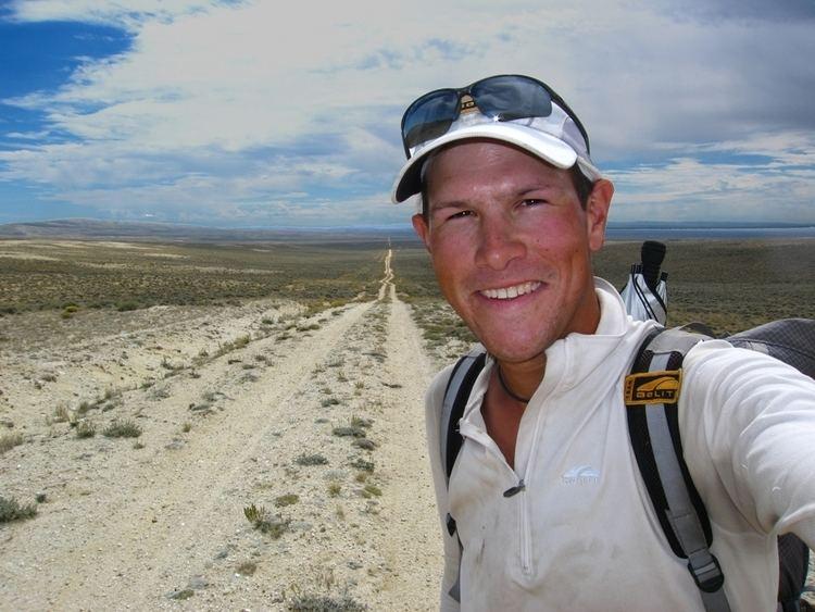 Andrew Skurka WKSU News Long distance hiker Andrew Skurka