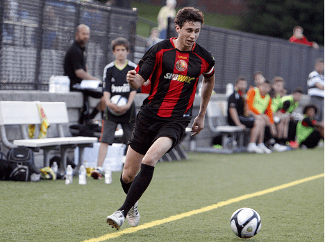Andrew Sousa Sousa Steers Victory 10 Over Voltage New England Soccer