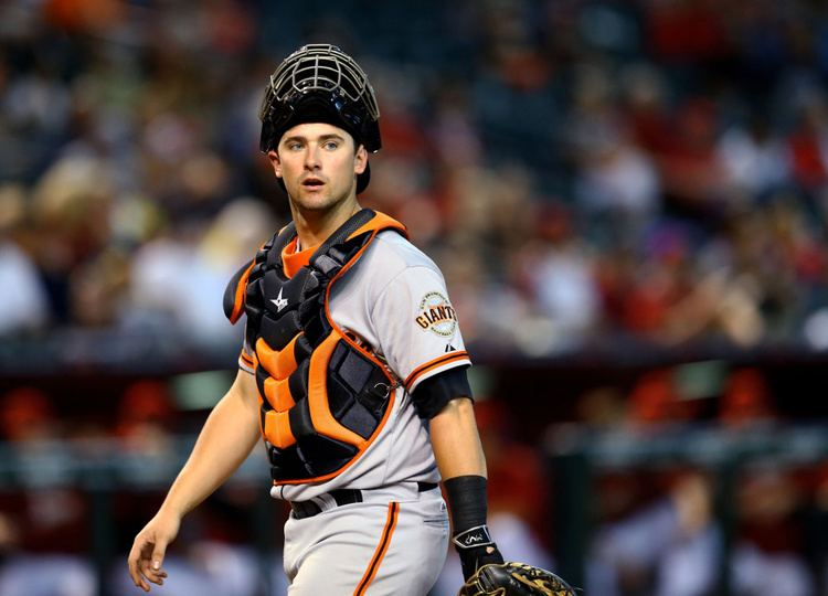 Andrew Susac Giants39 Susac got his start at Jesuit USA Today High