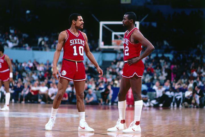 Andrew Toney 198283 NBA Champions Philadelphia 76ers