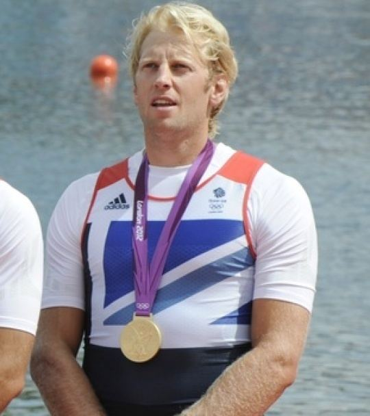Andrew Triggs Hodge Good to win but much to do says Triggs Hodge British Rowing