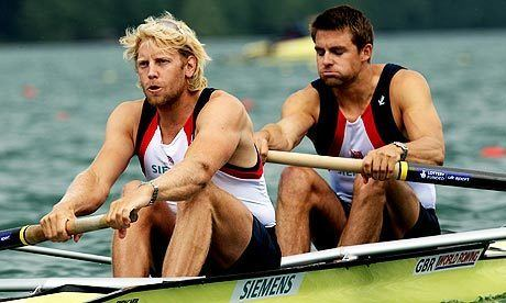 Andrew Triggs Hodge Andrew TriggsHodge and Peter Reed to continue as GB39s