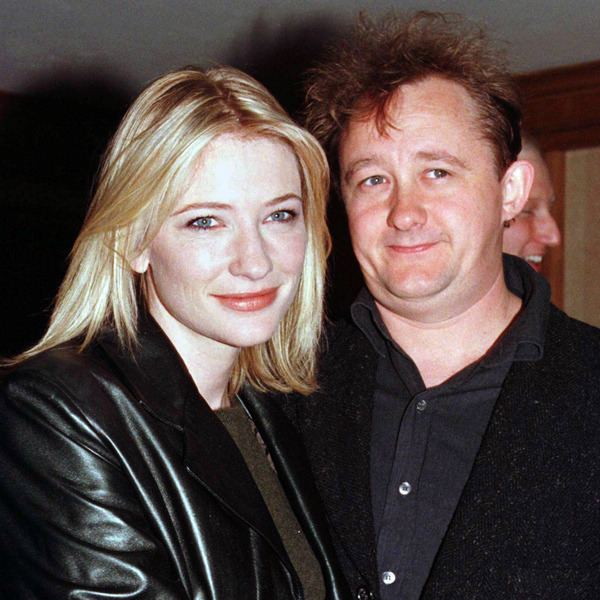 Andrew Upton Australian actress Cate Blanchett married playwright and