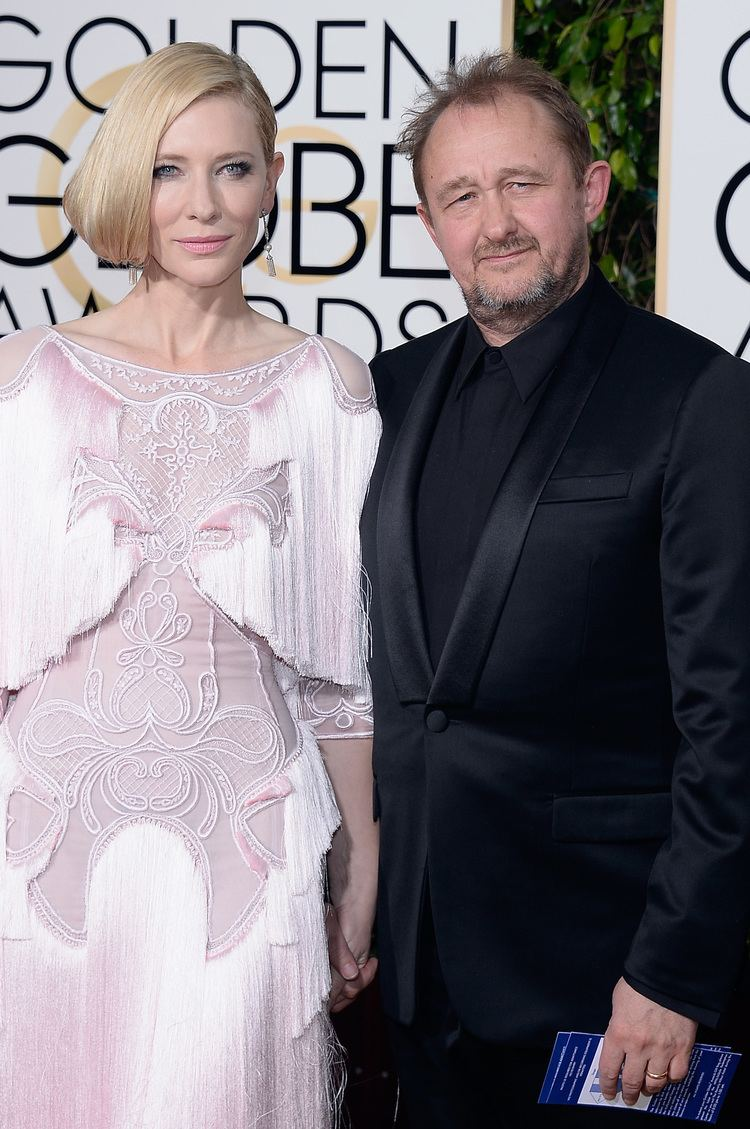 Andrew Upton Andrew Upton Wife Cate Blanchetts Married Life Know all Details
