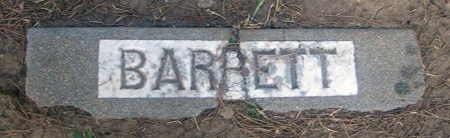 Andrew W. Barrett Andrew W Barrett 1845 1905 Find A Grave Memorial