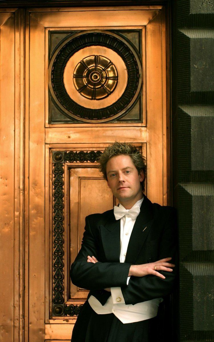 Andrew Wailes Artistic Director Chief Conductor The Royal Melbourne