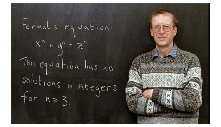 Andrew Wiles How Math39s Most Famous Proof Nearly Broke Andrew Wiles