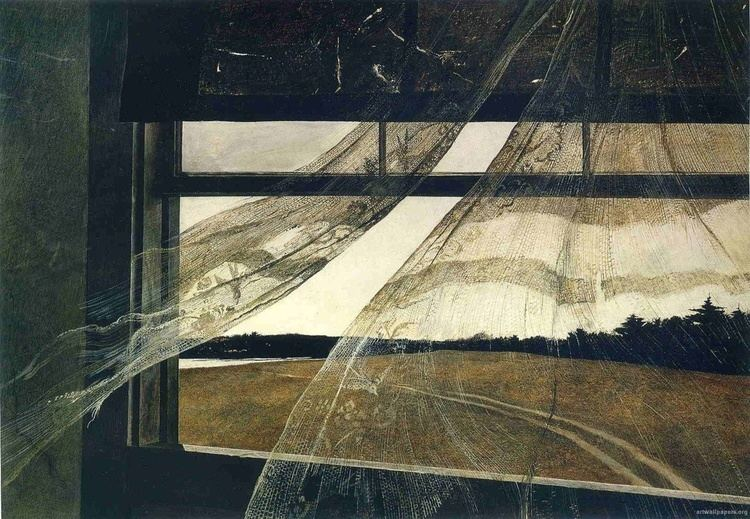 Andrew Wyeth Andrew Wyeth Kireei cosas bellas