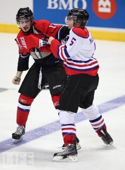 Andrew Yogan 2010 Draft Primer Andrew Yogan Maple Leafs Hotstove