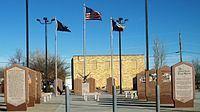 Andrews County Veterans Memorial httpsuploadwikimediaorgwikipediaenthumbe
