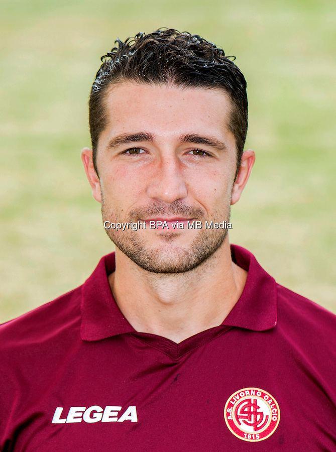 Andrey Galabinov Italian League Serie B 20142015 Matthew Buxton