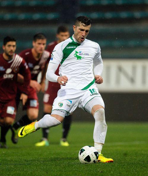 Andrey Galabinov Andrey Galabinov Pictures Reggina Calcio v US Avellino
