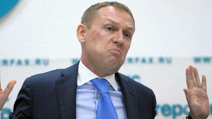 Andrey Lugovoy Lugovoy withdraws from Litvinenko murder probe blasts UK