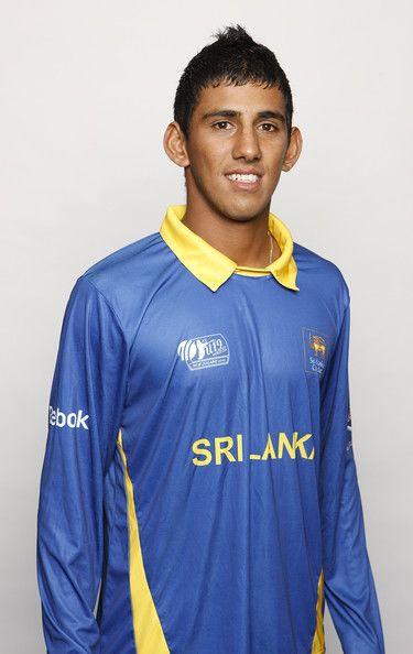 Andri Berenger Photos Photos Sri Lanka Headshots ICC U19 Cricket