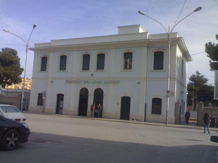Andria railway station