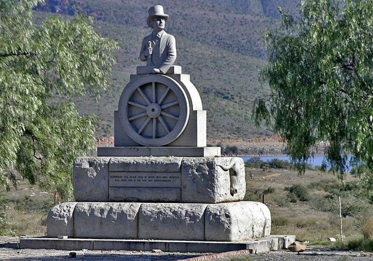 Andries Pretorius Andries Pretorius Monument GraaffReinet