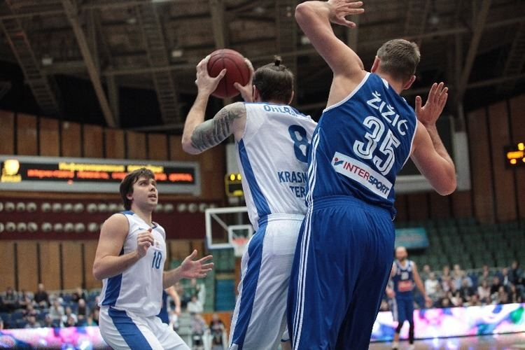 Andrija Žižić Andrija Zizic FIBA Europe Cup