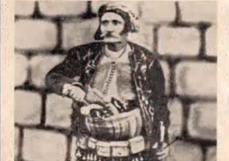 Andrijica Šimić 14 sijenja 1833 roen Andrijica imi hajduk kojeg su na