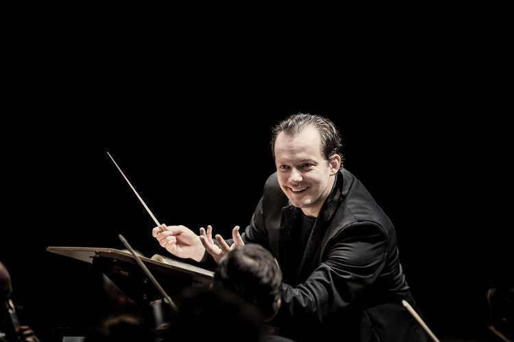 Andris Nelsons Andris Nelsons