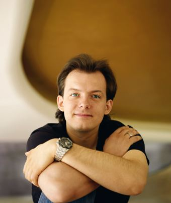 Andris Nelsons Egon Zehnder Interview with conductor Andris Nelsons