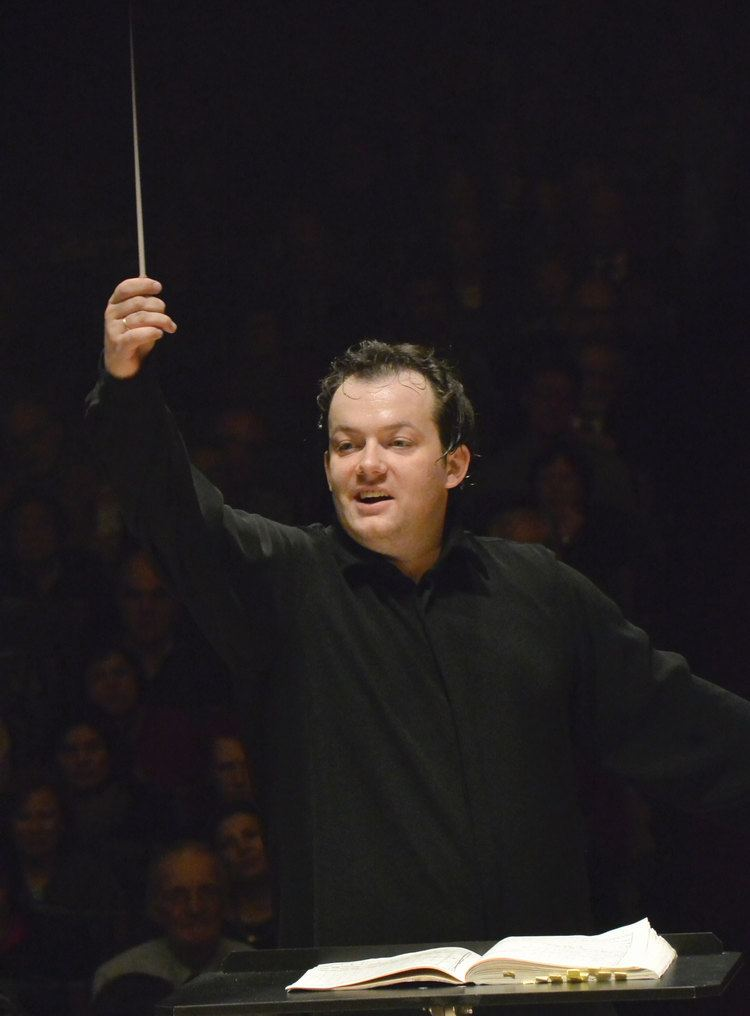 Andris Nelsons International Arts Manager Andris Nelsons takes top job at