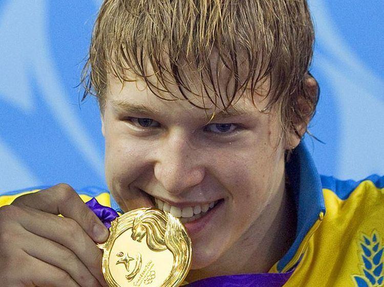 Andriy Hovorov iswimmerruswimmersukrainamanhovorovhovorov