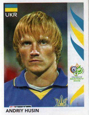 Andriy Husin wwwsportsworldcardscomekmpsshopssportsworldi