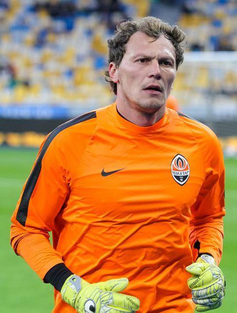 Andriy Pyatov Andrei Pyatov Wikipdia