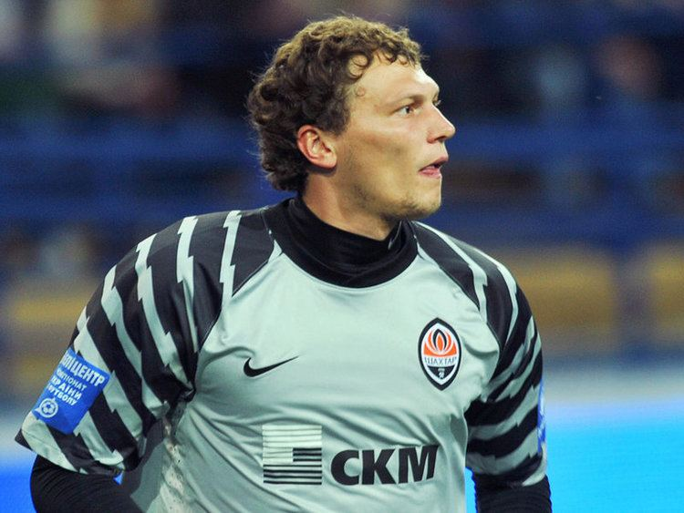 Andriy Pyatov Andriy Pyatov Shakhtar Donetsk Player Profile Sky Sports Football