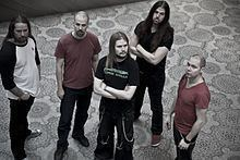 Andromeda (Swedish band) httpsuploadwikimediaorgwikipediacommonsthu