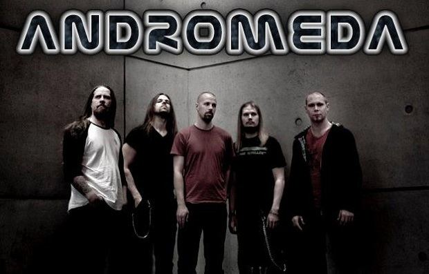 Andromeda (Swedish band) ANDROMEDA Remastered quotII Iquot And quotChimeraquot Albums To Be Reissued
