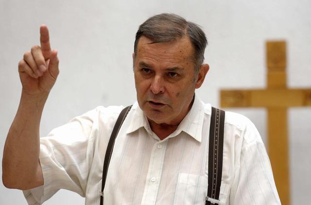 András Balczó A hit erejvel 75 ves a Nemzet Sportolja Balcz Andrs NSO