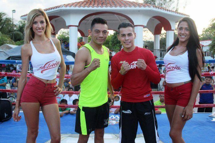 Andrés Gutiérrez Photos Andres Gutierrez vs Cristian Mijares Open Workouts Boxing