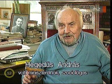 András Hegedüs Nemzeti Audiovizulis Archvum