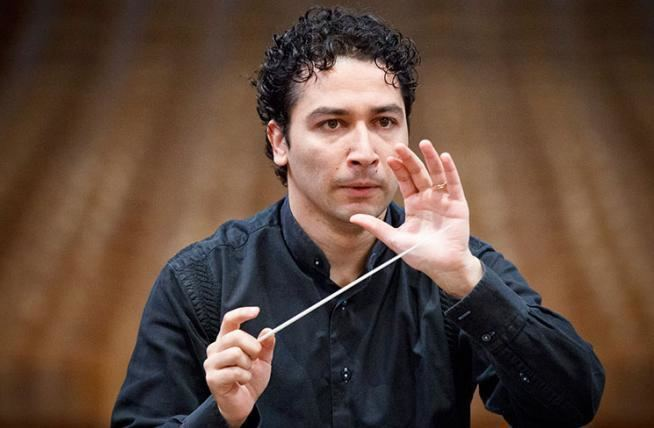 Andres Orozco CLASSICAL ICONOCLAST Why I39m at the LPO Wednesday Orozco
