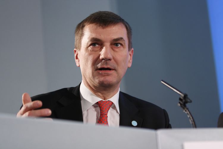 Andrus Ansip Andrus Ansip Wikipedia the free encyclopedia
