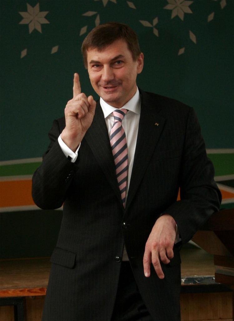 Andrus Ansip Krini konjunkturistlikust peaministrist Raimo lavere