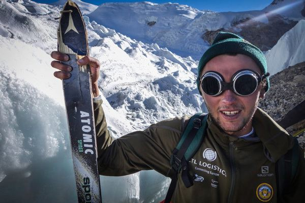 Andrzej Bargiel Andrzej Bargiel zjedzie na nartach z dwch