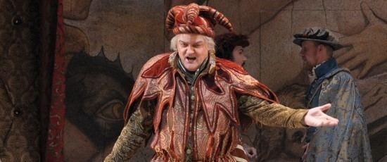 Andrzej Dobber Lyric Opera39s throwback 39Rigoletto39 is rescued by stellar