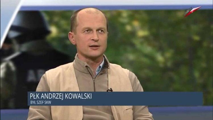 Andrzej Kowalski 2014 10 17 Wolne Gosy pk Andrzej Kowalski bszef SKW i Bogdan