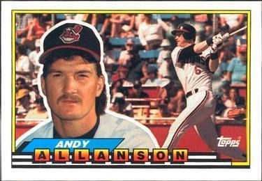 Andy Allanson Andy Allanson Gallery The Trading Card Database