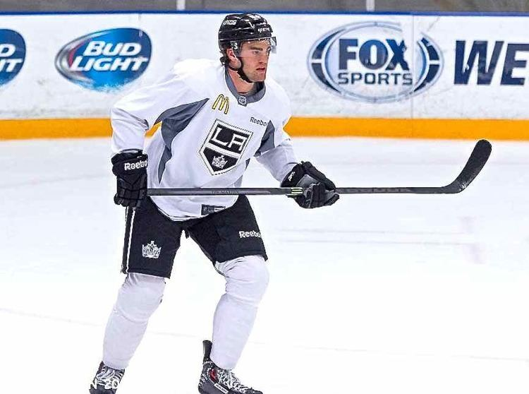 Andy Andreoff LA Kings Believe The Time Is Now For Forward Prospect Andy