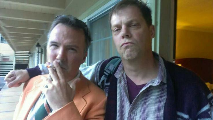 Andy Andrist Oakland is gonna be white tonight Doug Stanhope amp Andy