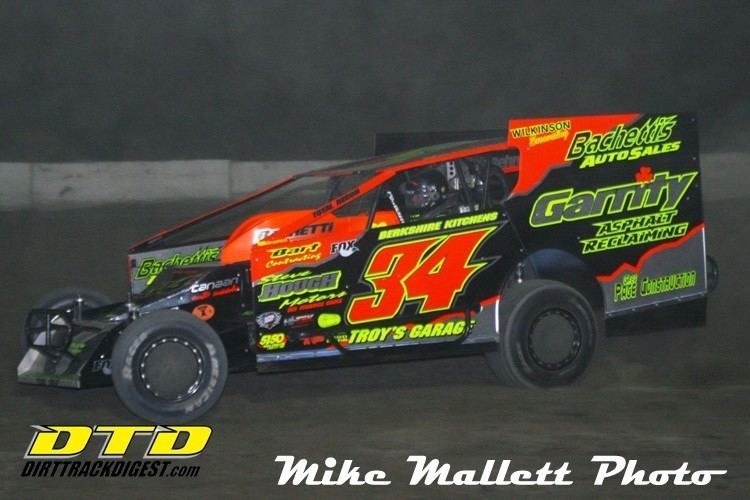 Andy Bachetti Bachetti Picks Up First Win of the Year at I88 Dirt Track Digest