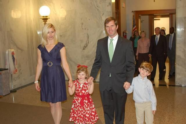 Andy Beshear Democrat Andy Beshear makes his bid for attorney general official