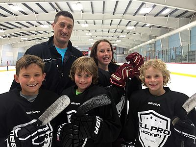 Andy Bezeau All Pro Hockey Andy Bezeau Owner Technical Director Lead